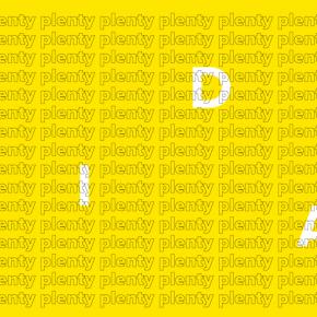 Plenty Empty & Freitagslos