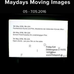 MAYDAYS MOVING IMAGES